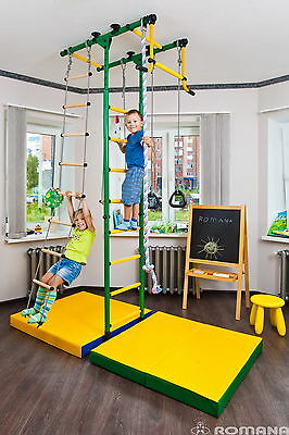 Indoor climbing frame Jungle Tree gym bars for all family