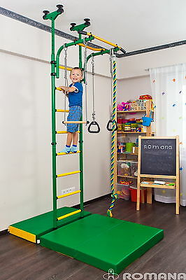 "Indoor climbing frame ""Little Monkey"" gym bars,  sports centre, kids and adults"