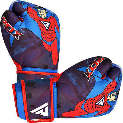 RDX Children Kids Boxing Sparring Training Gloves MMA Boxing Punching Gloves AU