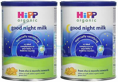 Hipp Goodnight Milk Drink - 350g (Pack of 2)