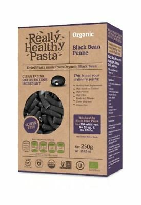 Really Healthy Pasta Black Bean Penne - 250g