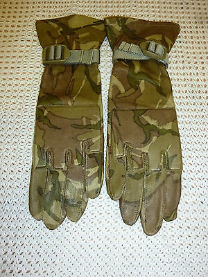 Mtp Leather Gloves British Army Issue Various Sizes