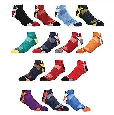 Kentwool Men's Tour Profile Golf Socks Game Day Colors - New - Choose A Color