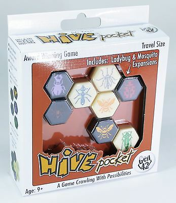 1 NEW HIVE POCKET Award winning game (English Rules)
