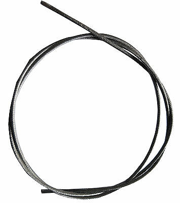 ukscooters LAMBRETTA FOOT BRAKE CABLE REAR BRAKE CABLE INNER NEW