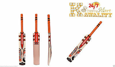 Gray Nicolls Kaboom GN Academy English Willow Cricket Bat SH