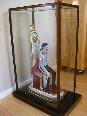 Official Rare Michael Jackson Porcelain Throne Statue - 1 of only 3 Ever Made!