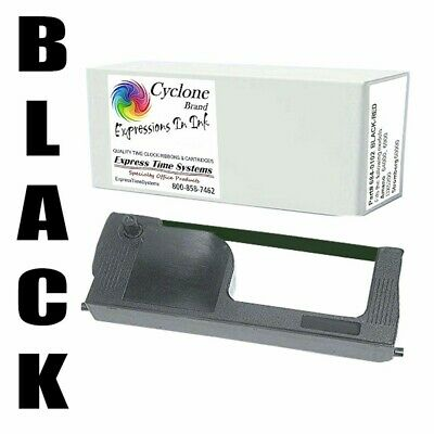 Amano 6800 Series Compatible Ribbon Cartridge BLACK