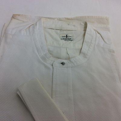 Vintage Horne dress shirt with collar size 15, 1930's