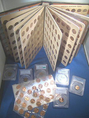 355 Coin ! 1909-S VDB and 1909 - 2016 * COMPLETE Collection LINCOLN Cent Set Lot