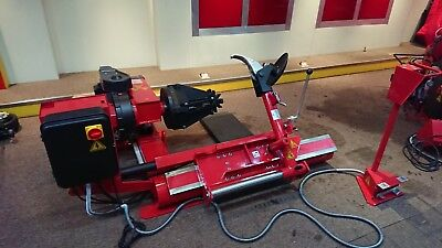 BRIGHT LC588 Truck/Bus/Tractor Tyre Changer Machine up to 59 inches Diameter