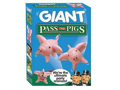 Giant Pass The Pigs Game Party Animal GAMES BRAND NEW
