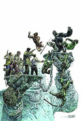 Tarzan On The Planet Of The Apes #2 (Of 5)