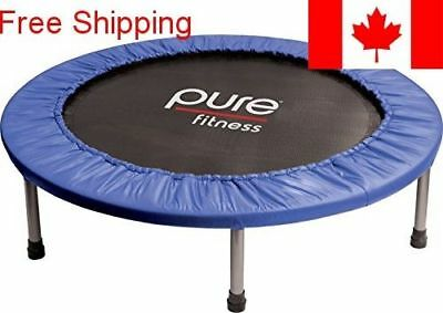 38 inch - Mini Rebounder Trampoline by Pure Fn