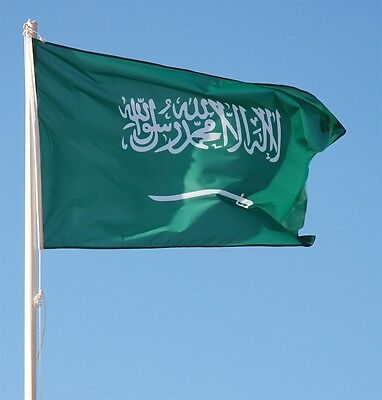 3X5 SAUDI ARABIA FLAG ARAB FLAGS ARABIAN parade/Festival/Home Decor wall sticker