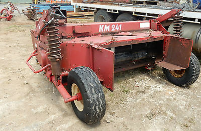 Mower Vicon Km241 8Ft Complete Suitable For Parts