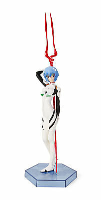 Evangelion Rei Ayanami and Spear of Longinus PVC Figure