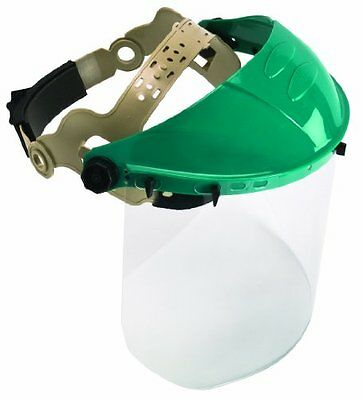 MSA Safety Works 641817021569 Full Face Shield Safety Mask