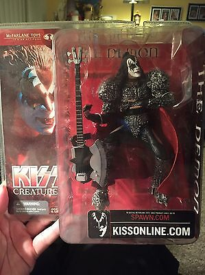 KISS ACTION FIGURE the demon CREATURES FREE SHIPPING USA