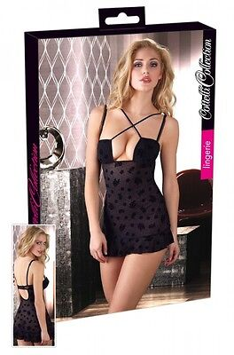 Cottelli Collection Lingerie Kleid S Sheila |57