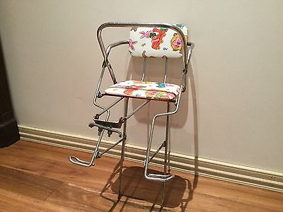 VINTAGE BICYCLE CHILDS REAR CARRY SEAT 1970's