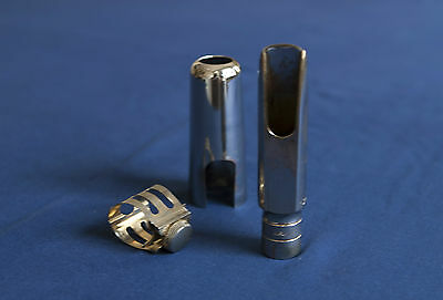 Vintage Otto Link Early Babbit 10 Tenor Saxophone Mouthpiece