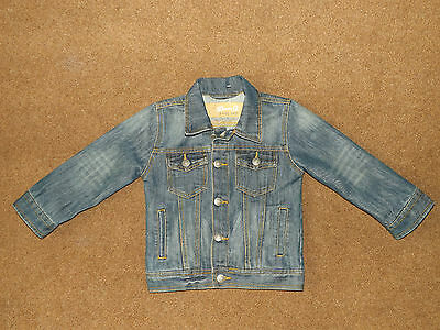 Girls Denim Co Blue Denim Jacket Age 3-4
