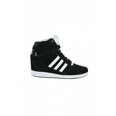 Adidas Scarpe Donna Super Wedge W AQ1540 Col.Black