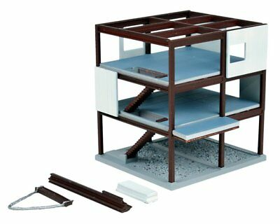 Tomytec House Under Construction (Steel) 1/150 N scale Building 072-2 #