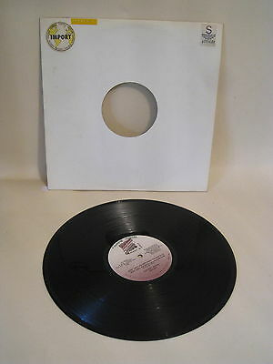 "Steady ""b"" - Just Call Us Def 12"" Vinyl Record...."