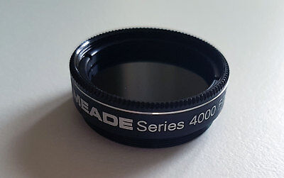 "Meade Instruments Series 4000 Nd96 Moon Filter 1.25"" For Telescopes Astronomy"