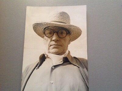 SACHA GUITRY - PHOTO DE PRESSE ORIGINALE 18x13cm