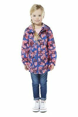 GIRLS FLORAL PACA MAC Size - 6/7 years (L1)