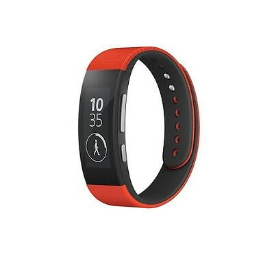 Sony SmartBand Talk SWR30 in Red (Rot) ☆  Dummy Attrappe ☆ Non-functional! ☆