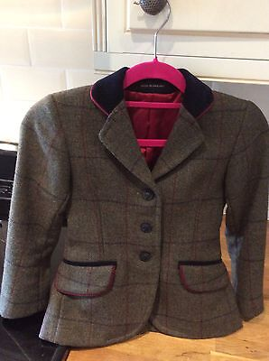 Child's Le Beau Cheval Tweed Jacket