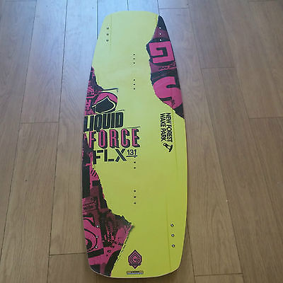 2014 Liquid Force FLX 131cm Wakeboard - Used