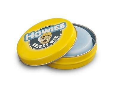 6 Pack Howies Hockey Stick Wax Bulk Case Tin Blade Stick Puck Handle Tape NEW