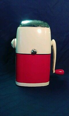 """Vintage Rival Mfg. Co. No. 455 ICE-O-MAT - """"Vogue"""" Model - Ice Crusher"""