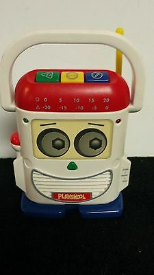 TOY STORY MINI MR MIC MIKE RECORDER WOODY'S VOICE - Rare - Tested and Works!