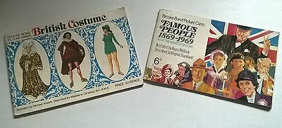 Two Unused Brooke Bond Picture Card Albums