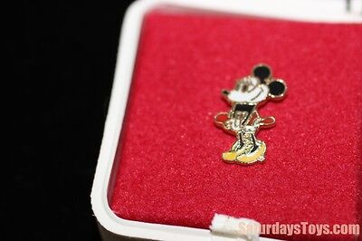 Vintage 1970's Minnie Mouse TIE TACK Howard Eldon Ltd Disneyland Walt Disney