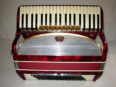 SOPRANI 120 Bass Accordion