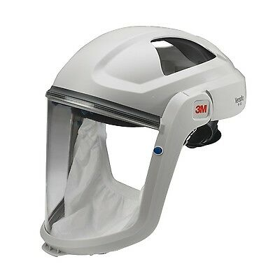 3M™ Versaflo™ Respiratory Faceshield Assembly M-105/37314(AAD), with Standard...