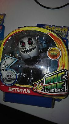 Bandai Pac-man Pac Panic Spinners - Betrayus - Ghostly adventures