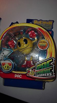 Bandai Pac-man Pac Panic Spinners - PAC - Ghostly adventures