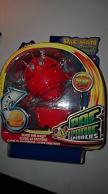 Bandai Pac-man Pac Panic Spinners - Clyde - Ghostly adventures