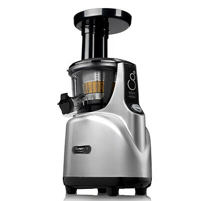 NEW Kuvings Silent Cold Press Juicer 998SAS PLUS - Silver