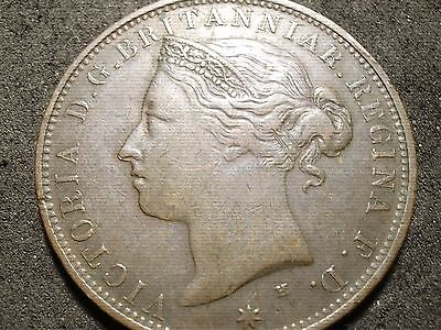 1877 Jersey 1/12 shilling coin - -sh Canada is 1.50