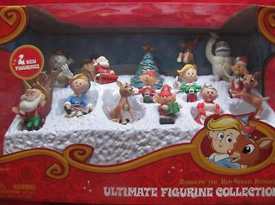 ULTIMATE FIGURINE COLLECTION 2012 rudolph misfit toys figure NEW