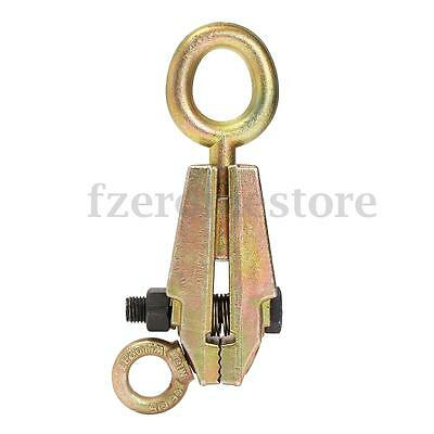 Two Way Frame 5 Ton 11000 lbs Self-Tightenin​g & auto Body Repair Pull Clamp 5T